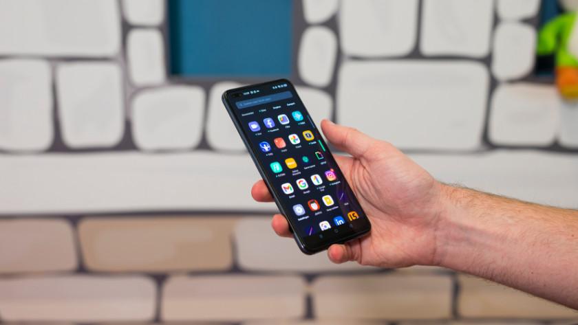 rekenkracht smartphone
