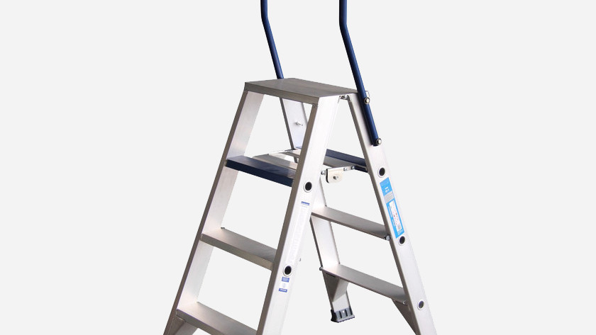 Double-sided ladder