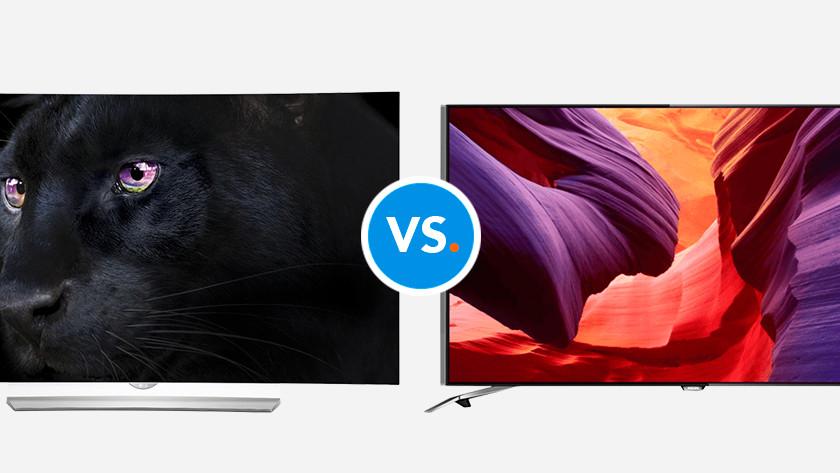 Compare OLED