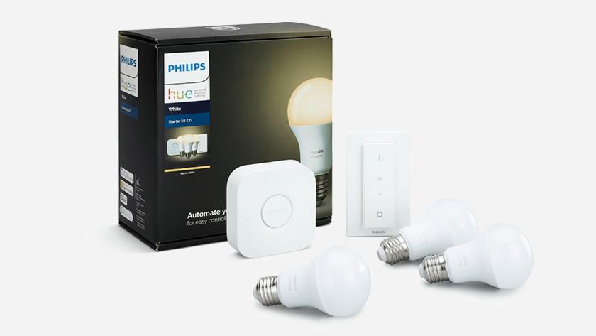 Ampoules connectées HomeKit
