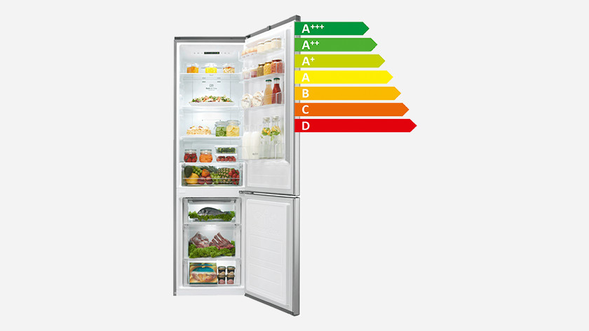 Energy costs fridge