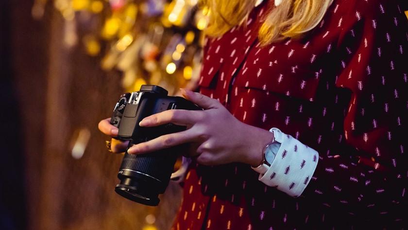Filmer avec le Canon EOS 1300D