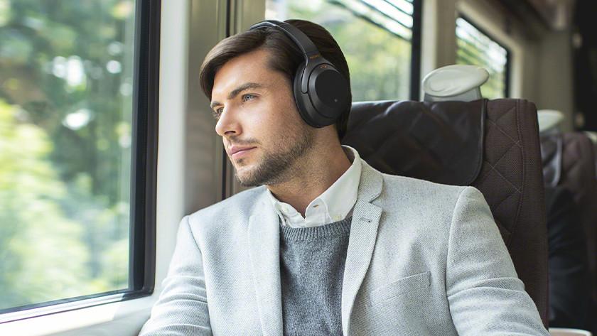 Draadloos muziek luisteren