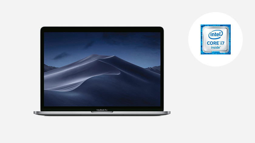 Intel core i7 MacBook Pro 2017