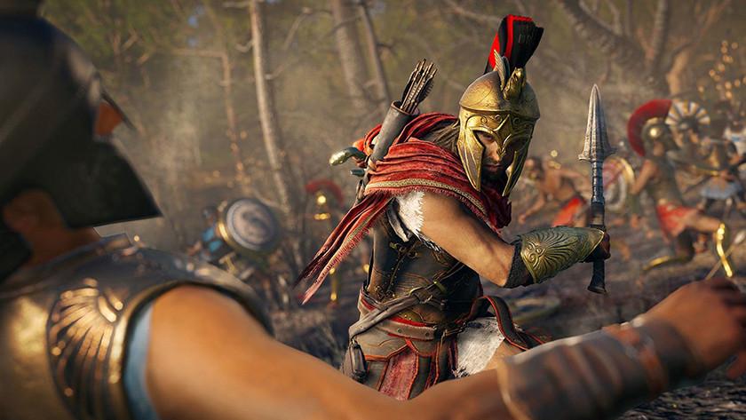 Assassins Creed spelen