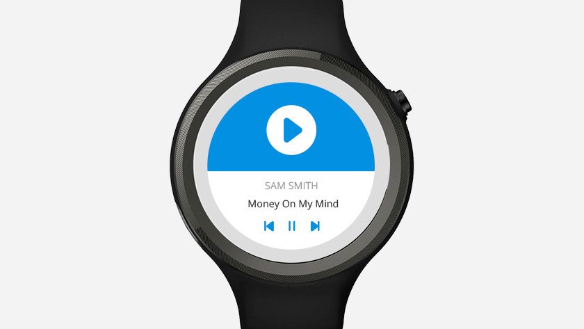 musique smartwatch