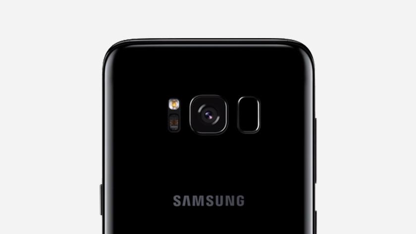 Camera Samsung Galaxy S8