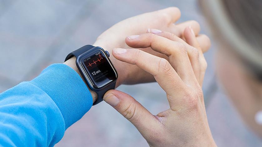 Mesurer la fréquence cardiaque avec Apple Watch