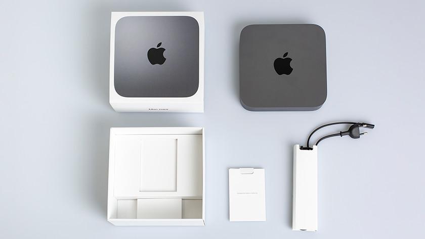 Apple Mac Mini doos space gray