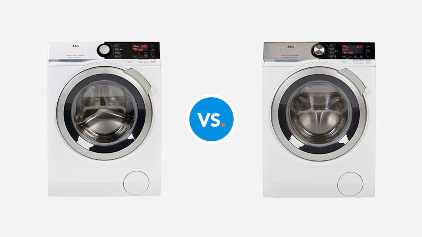 AEG 8000 vs 9000 washing machine