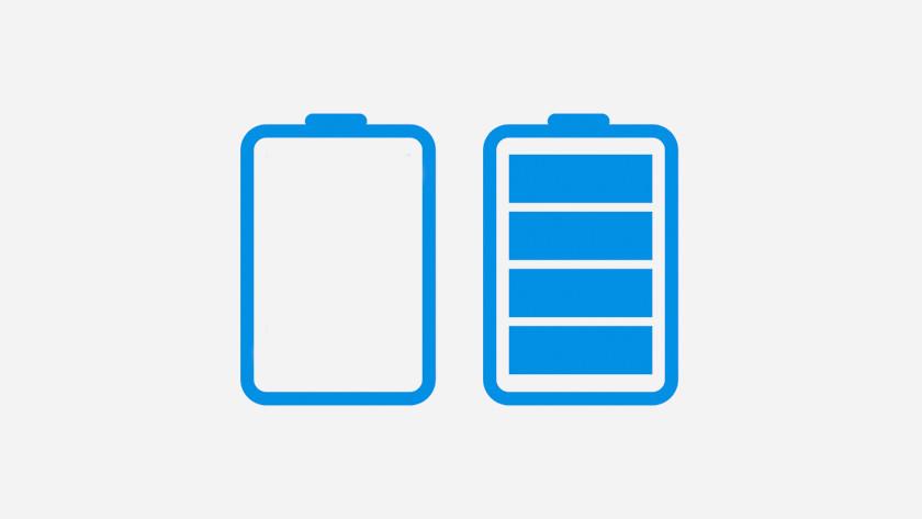 Batteries à effet mémoire