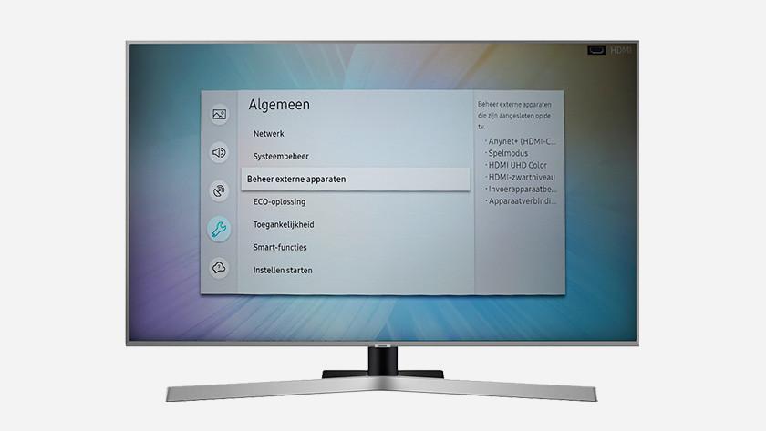 Samsung Management Périphériques externes