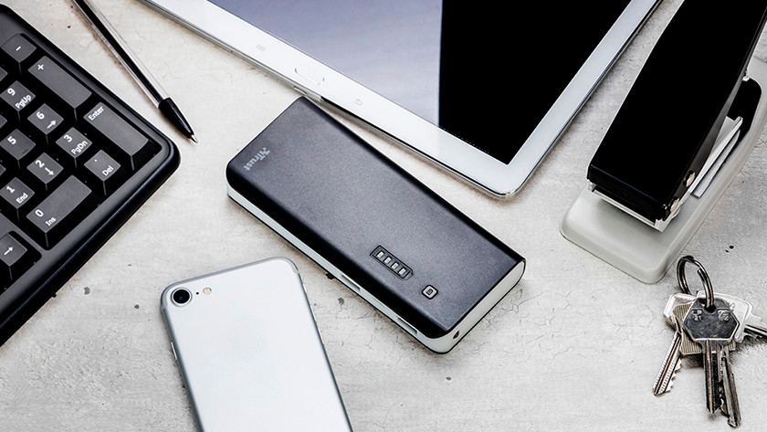 Power bank daily use