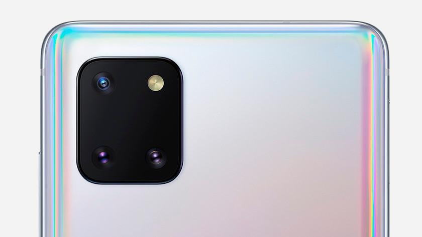 Note 10 lite camera