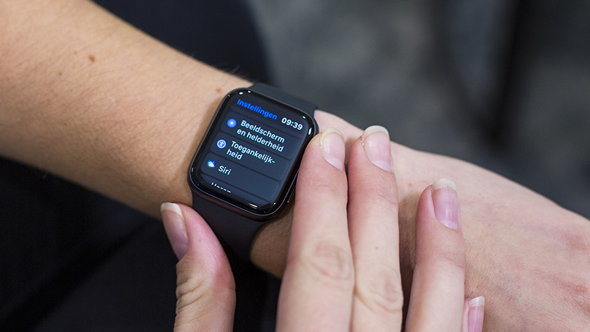 Apple Watch Series installeren