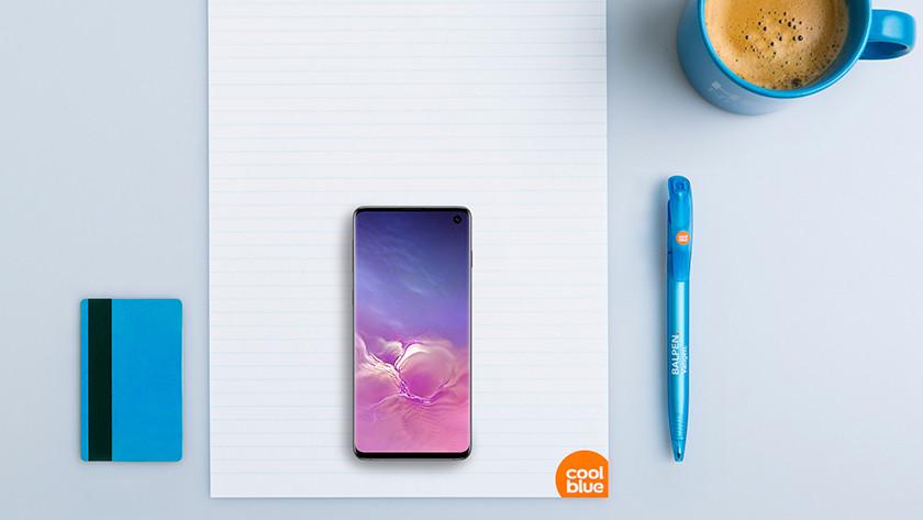 Samsung Galaxy S10 formaat