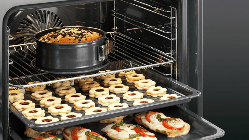 partial steam oven