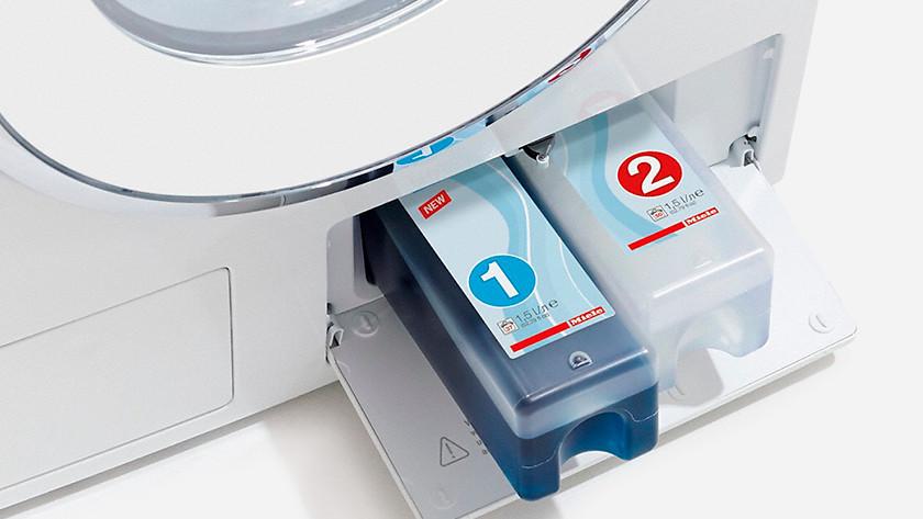 Dosage automatique de la lessive