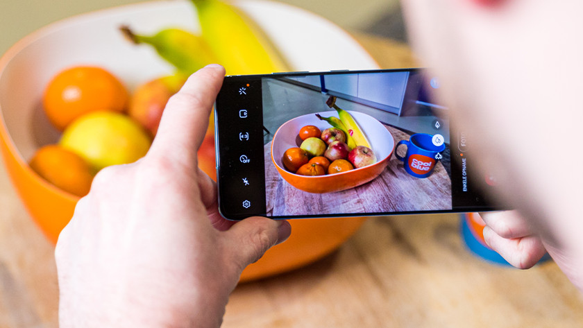 camera's Samsung 21