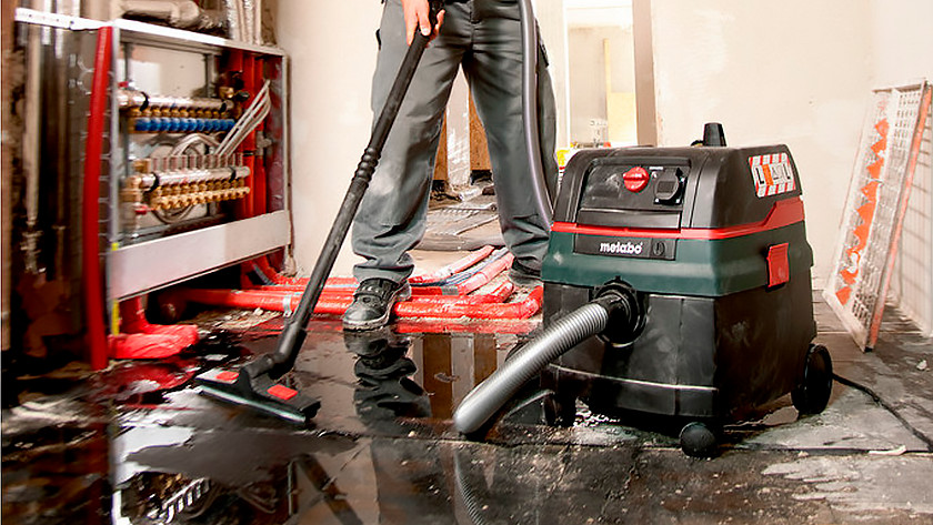 TNO certification construction vacuums