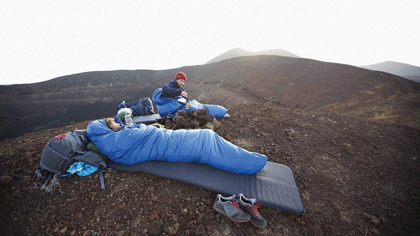 Sleeping mat camping