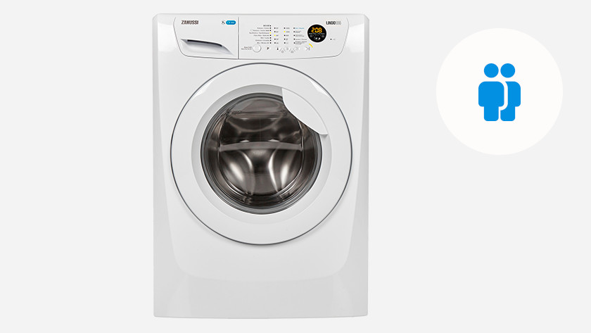 Washing machine for 1 or 2 people
