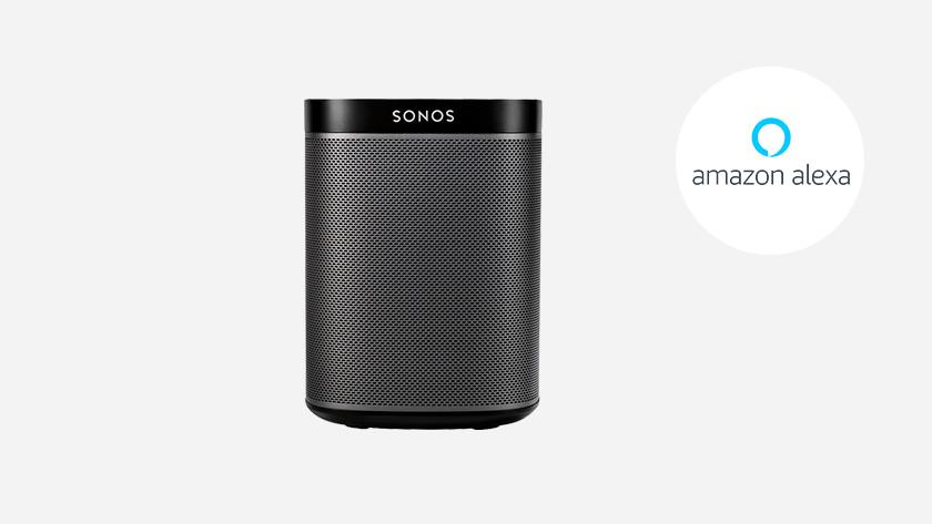 Amazon Alexa en Sonos