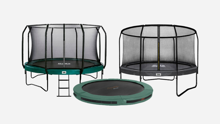 Trampolines ronds