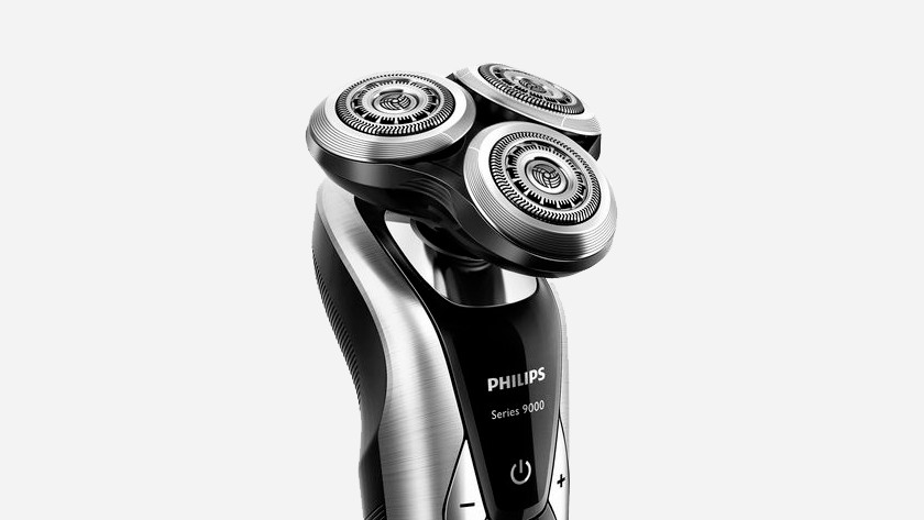 Electric shavers with a head system
