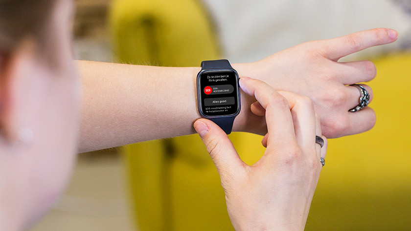 Valdetectie Apple Watch Series 4