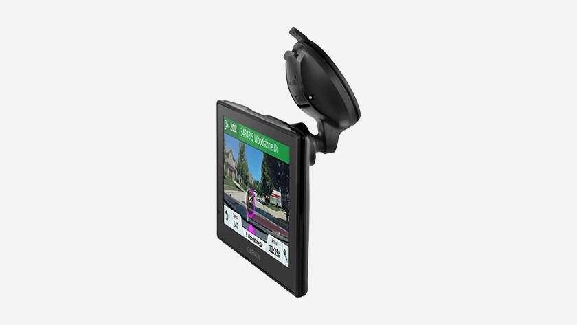 Garmin DriveAssist navigation system