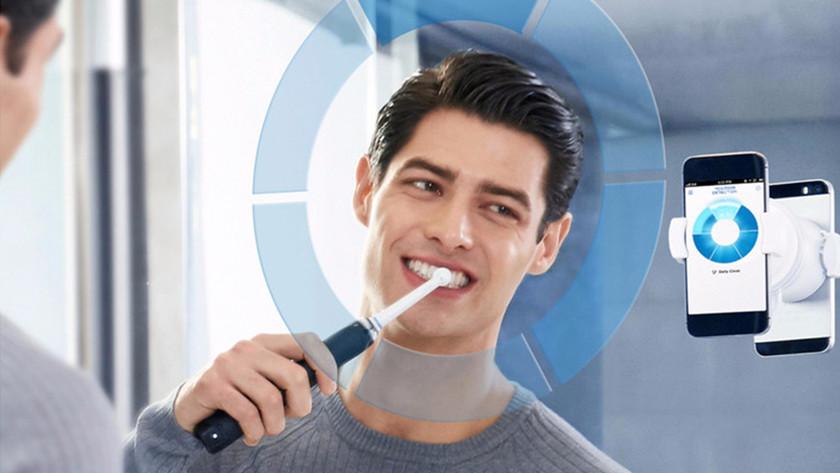 Brosse à dents connectée Oral-B