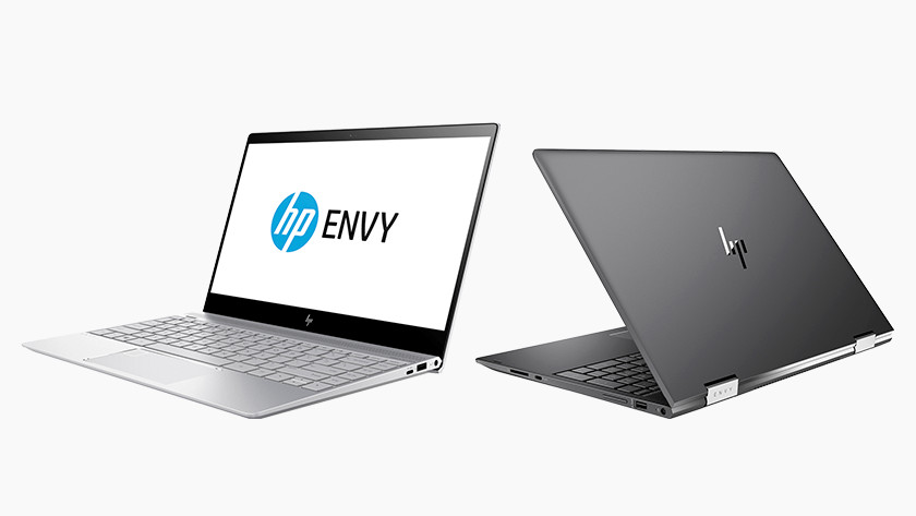 Ordinateur portable HP Envy.