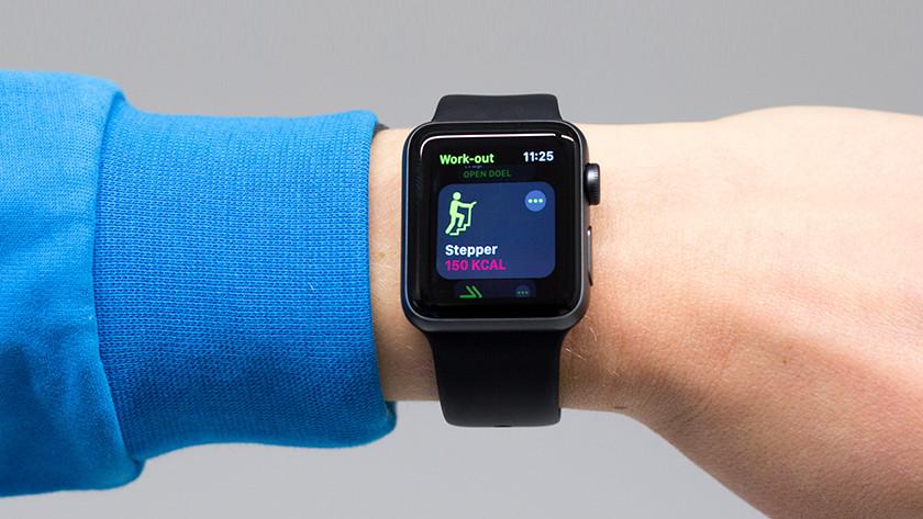 Sporten met Apple Watch 3