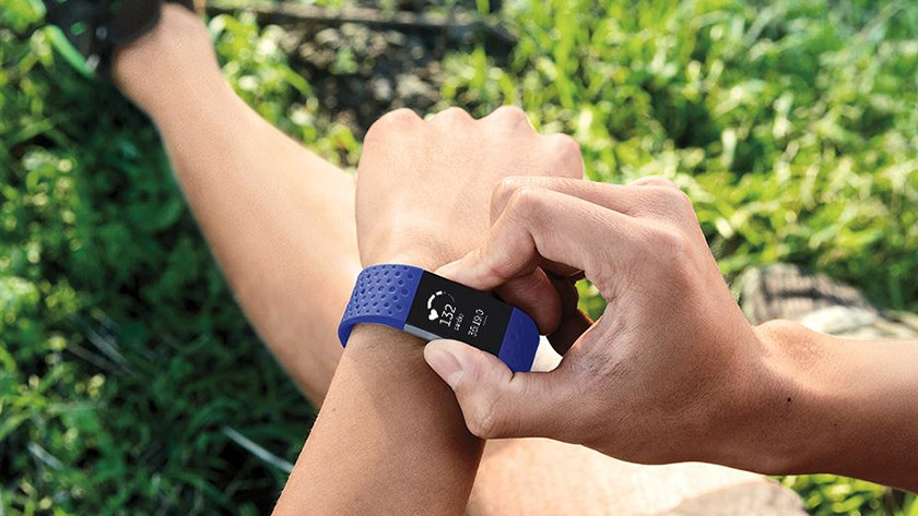 Resetting your Fitbit