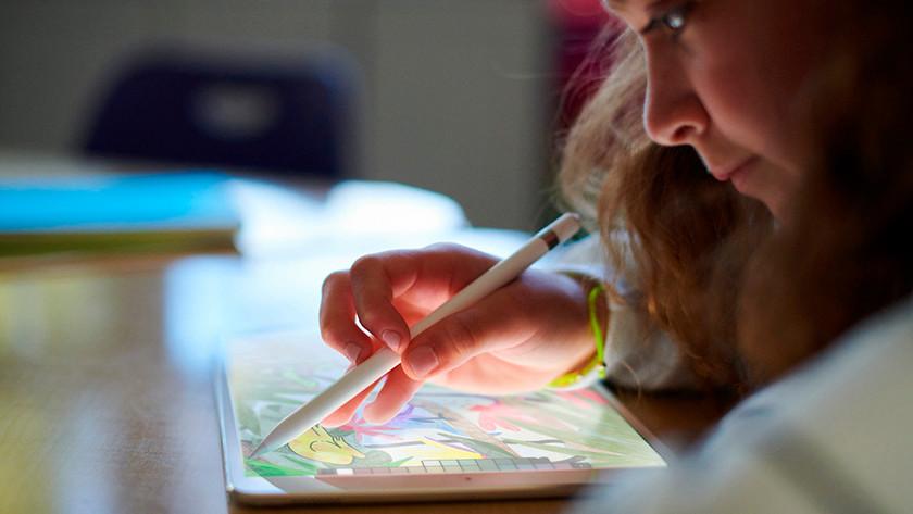 Pencil 1 gebruiken Apple iPad