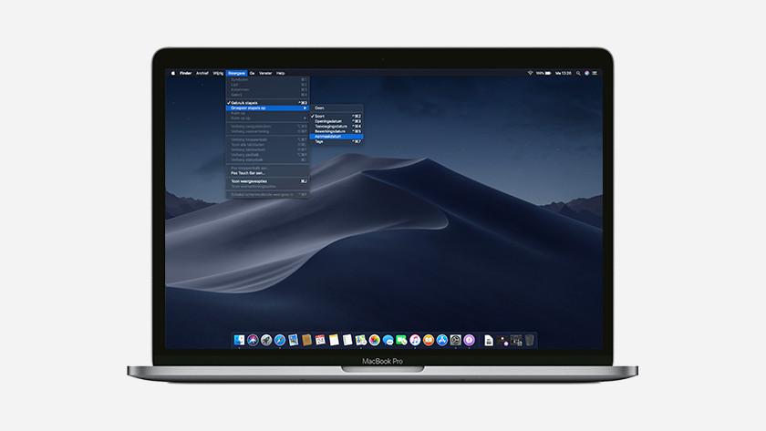 macOS Stapels