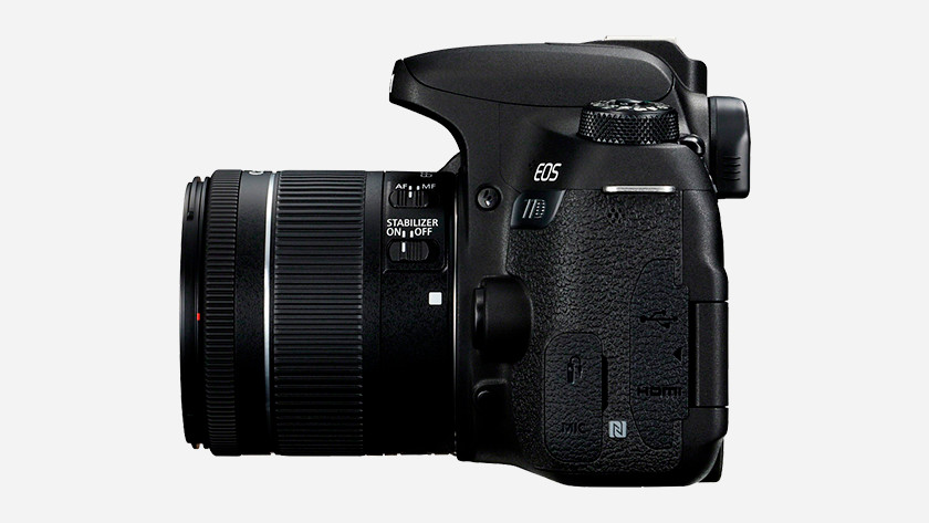 Canon EOS 77D image quality