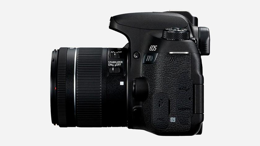 Beeldkwaliteit Canon EOS 77D