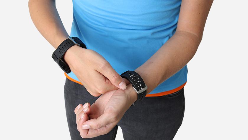 wrist heart rate