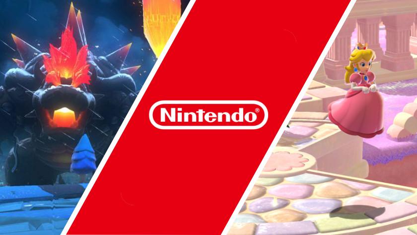 Verschijningsdata Nintendo Switch games