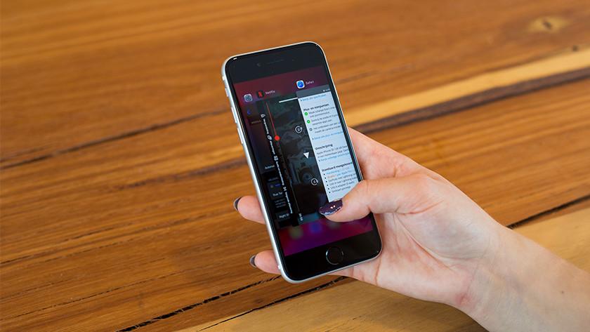 iPhone SE processor
