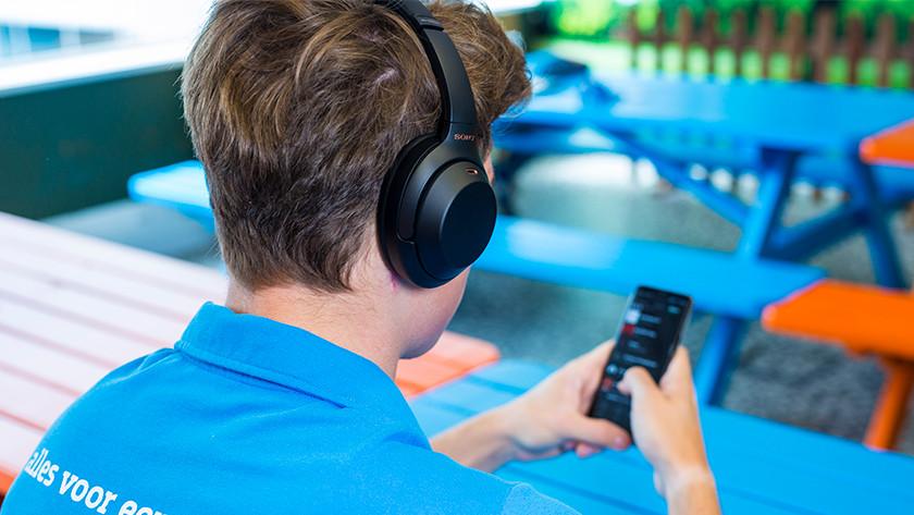 Gedetailleerde luisterervaring