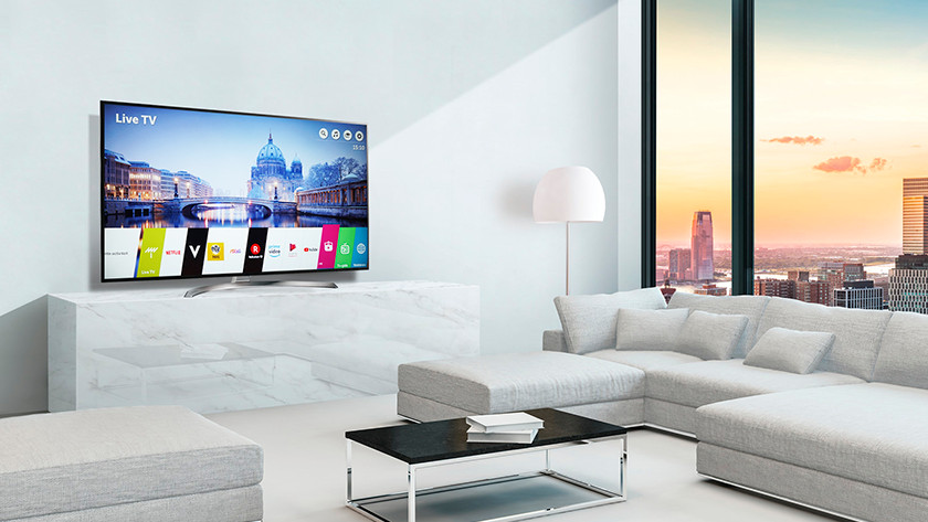 Help using your LG TV