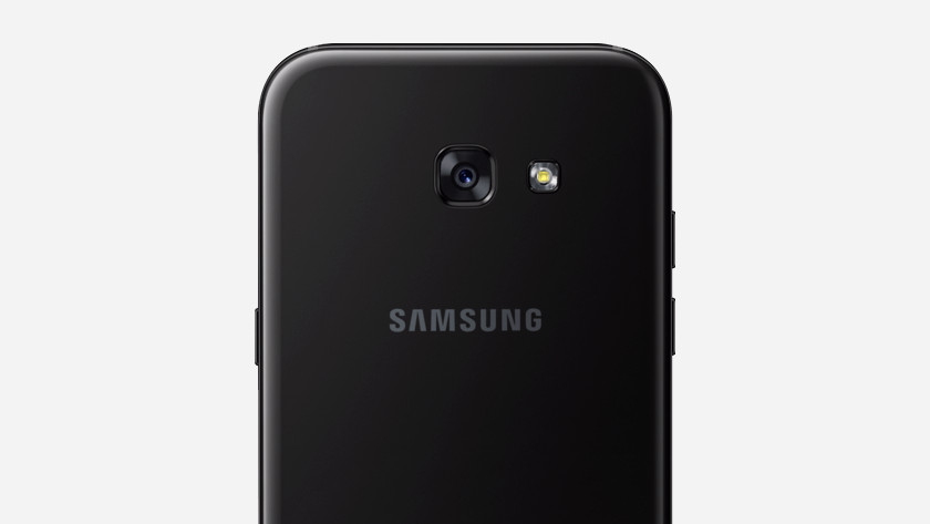 Appareil photo Samsung Galaxy A5 (2017)