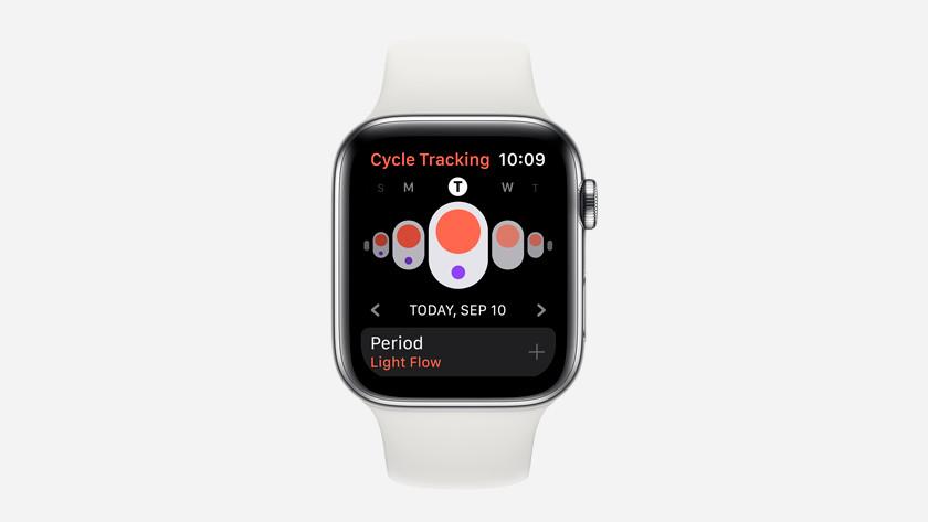 Apple Watch Series 4 gezonde levensstijl
