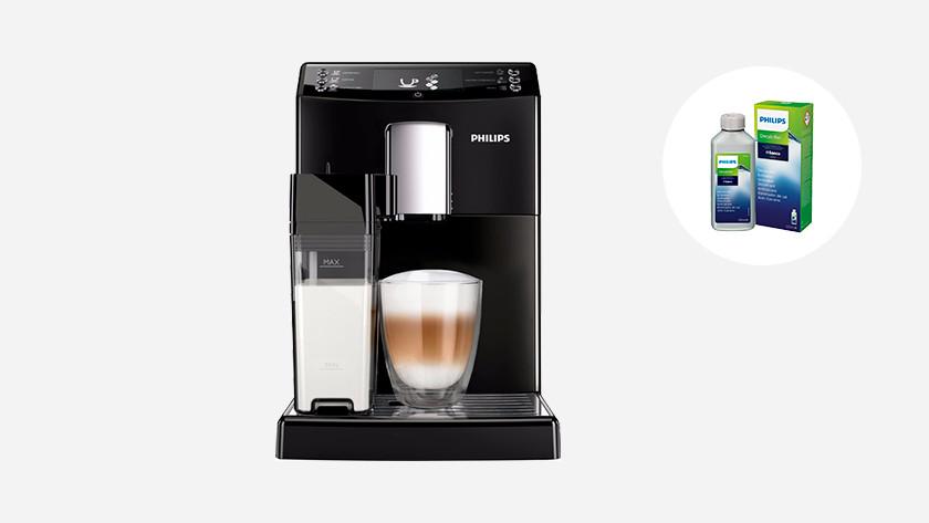 Philips 3100 koffiemachine ontkalken