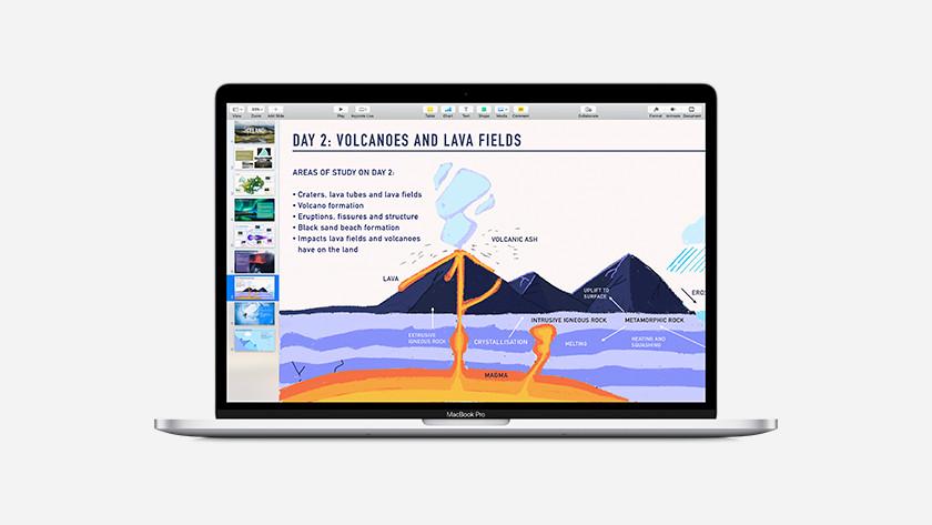 Autonomie MacBook