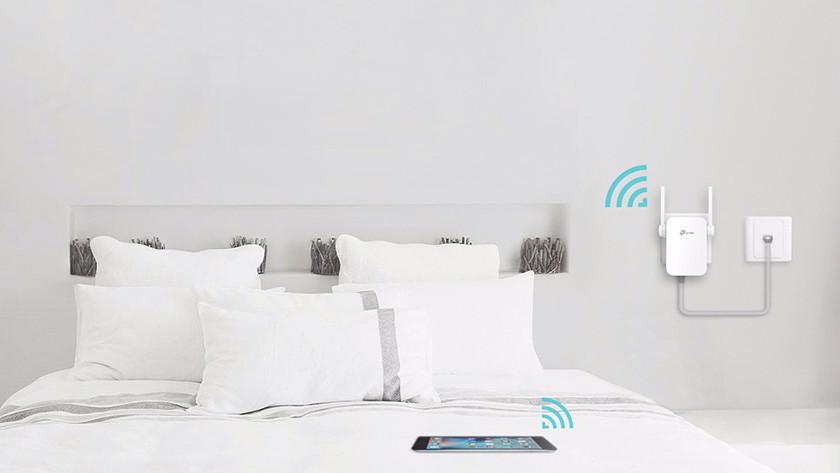 Vitesse du répéteur Wi-Fi
