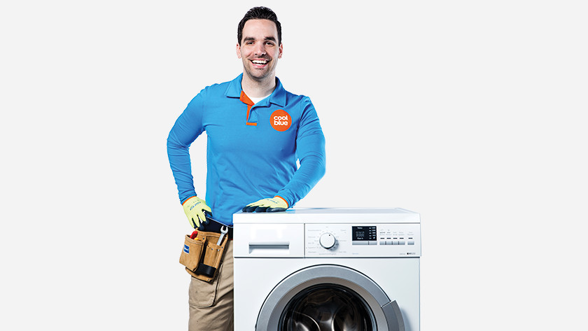 Connect your washing machine